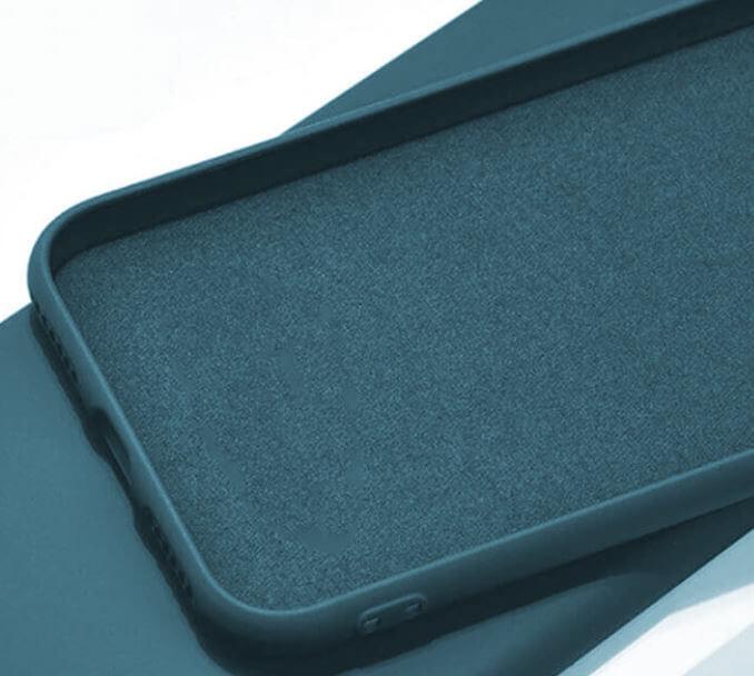 Husa iPhone 11 2019 Bleumarin Silicon Slim protectie Premium Carcasa 1