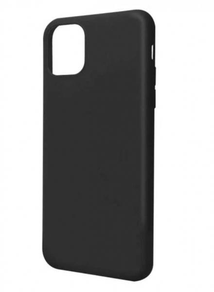 """Husa iPhone 11 - 6.1 """" Carcasa Spate X-Level Thin Soft TPU Premium Negru 2"""