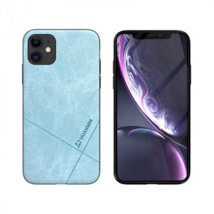 Husa iPhone 11 Albastru Spate Atlas Cha [0]