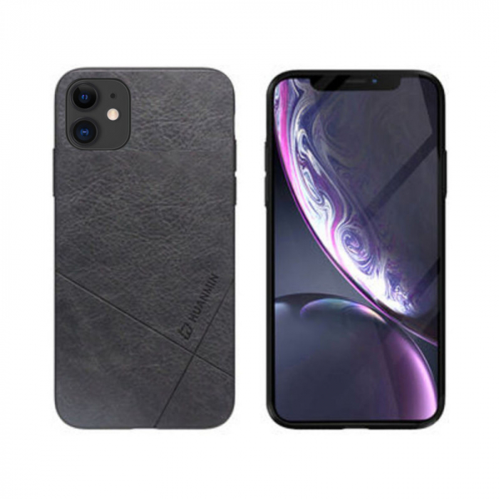 Husa iPhone 11 Negru Spate Atlas Cha [0]