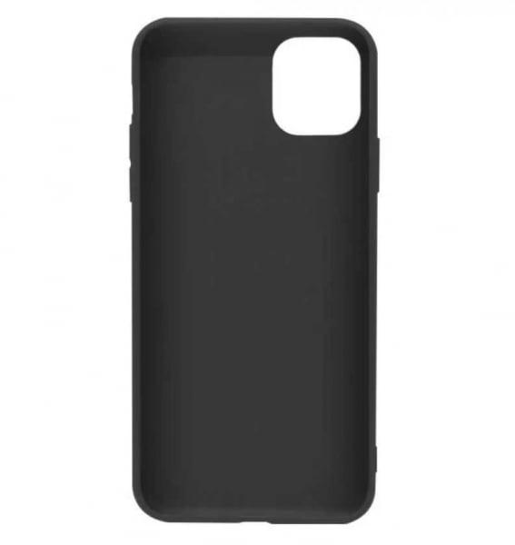 """Husa iPhone 11 Pro 2019 - 5.8 """" Carcasa Spate X-Level Thin Soft TPU Premium Negru 1"""
