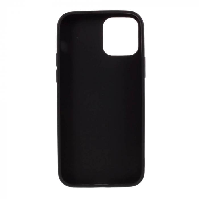 Husa iPhone 11 Pro Negru Silicon Slim protectie Carcasa [1]