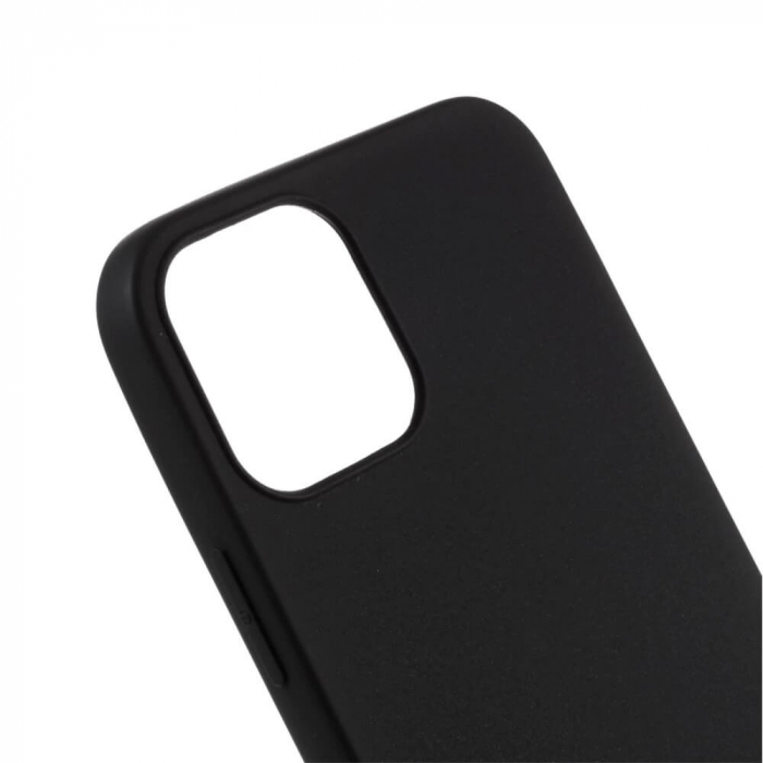 Husa iPhone 11 Pro Negru Silicon Slim protectie Carcasa [2]