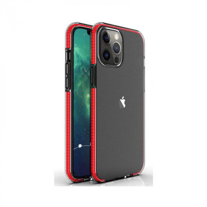 Husa iPhone 12 Pro Rosu Antisoc Hey [0]