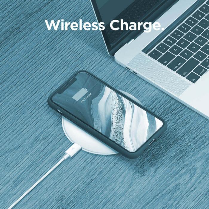 Husa iPhone 6 Bleumarin Silicon Slim protectie Premium Carcasa [2]
