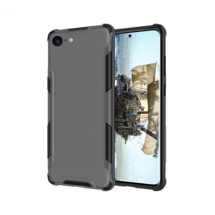 Husa iPhone 7 Antisoc Negru 0