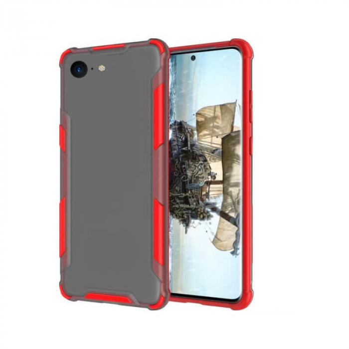 Husa iPhone 7 Antisoc Rosu 0