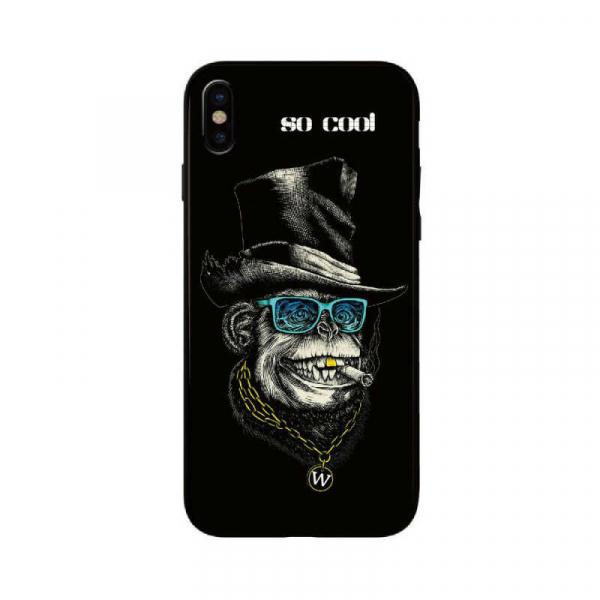 Husa iPhone 8 Personalizata Monkey 0