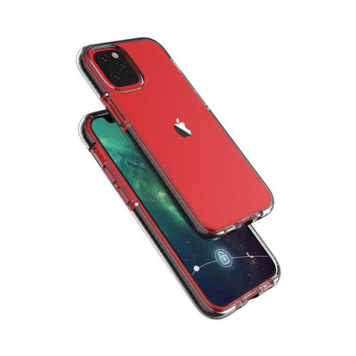 Husa iPhone SE 2020 Transparent Antisoc Hey [0]