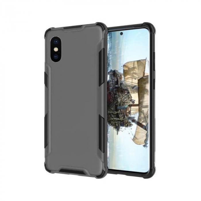 Husa iPhone X Antisoc Negru 0
