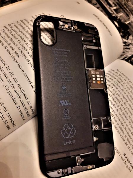 Husa iPhone X / iPhone XS Silicon Premium 1
