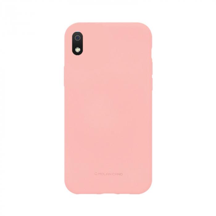 Husa Samsung Galaxy A10 2019 Roz Carcasa Silicon Mat Molan Cano 0