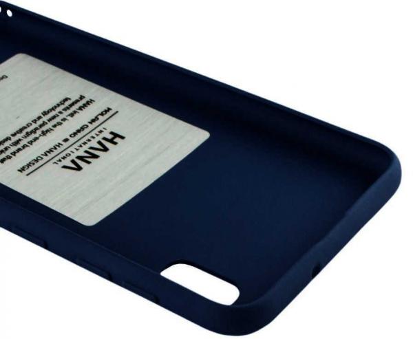 Husa Samsung Galaxy A10 2019 Silicon Mat Albastru Carcasa Molan Cano [2]