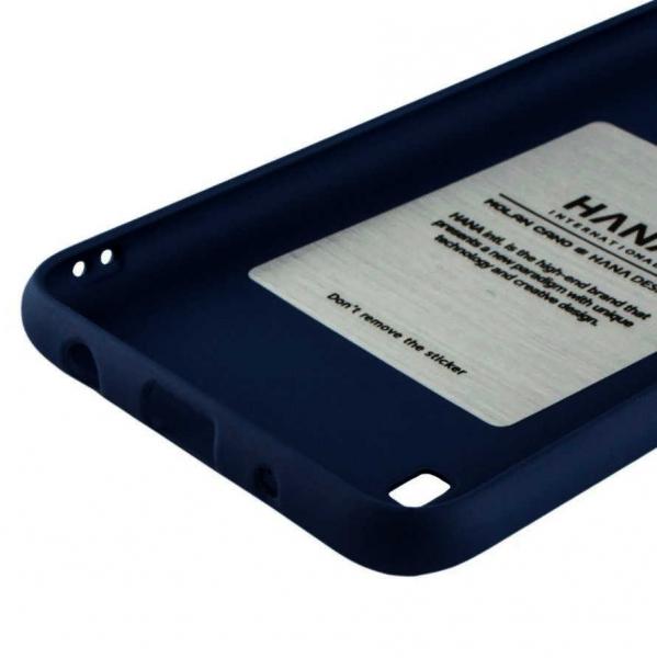 Husa Samsung Galaxy A10 2019 Silicon Mat Albastru Carcasa Molan Cano [1]