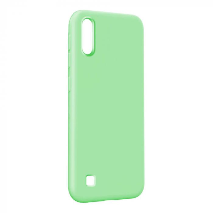Husa Samsung Galaxy A10 2019 Verde Silicon Slim protectie Premium Carcasa [1]