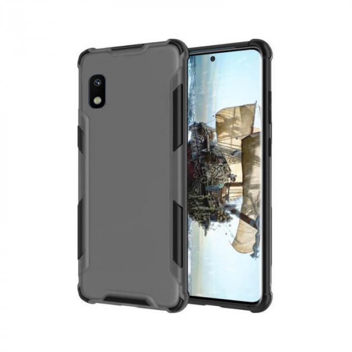 Husa Samsung Galaxy A10 Antisoc Negru 0