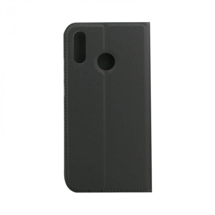 Husa Flip Samsung Galaxy A10 Tip Carte Negru Focus 2