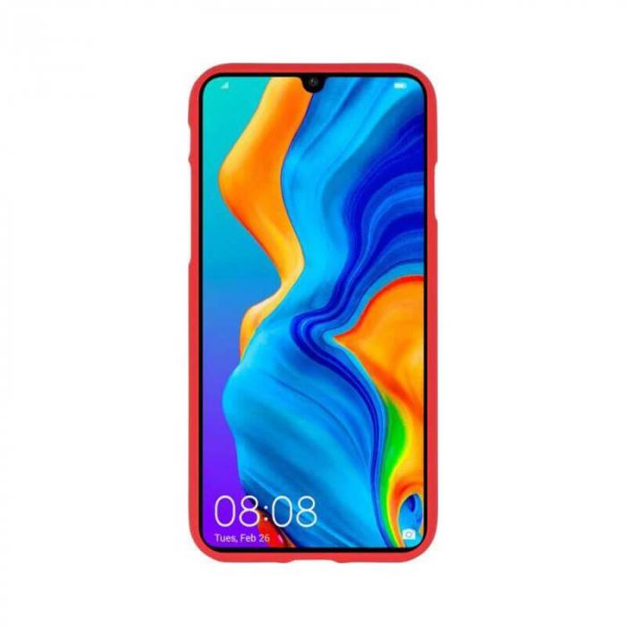 Husa Samsung Galaxy A20 E Rosu Jelly Soft 1
