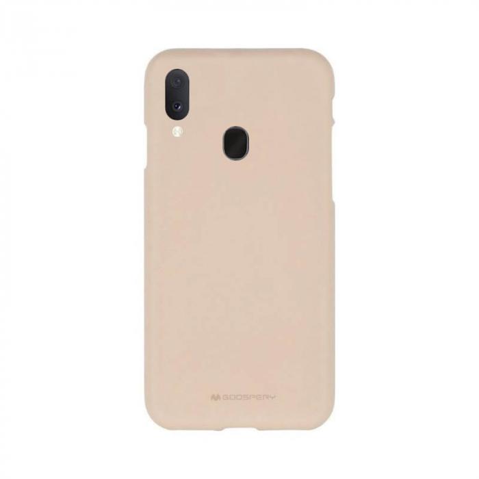 Husa Samsung Galaxy A20 E Roz Jelly Soft 0
