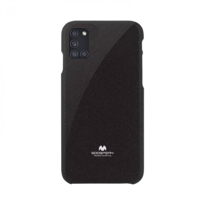 Husa Samsung Galaxy A21 S Negru Mercury Jelly 0