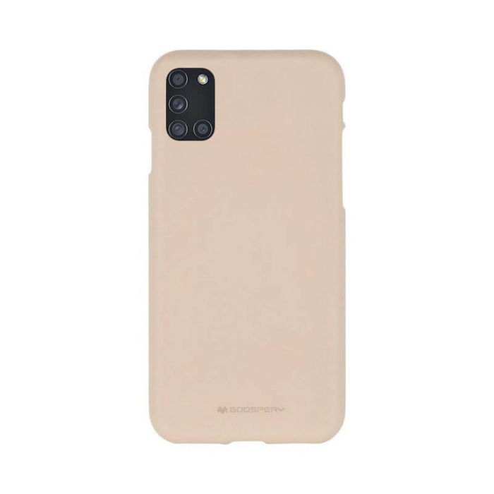 Husa Samsung Galaxy A21 S Roz Jelly Soft 0