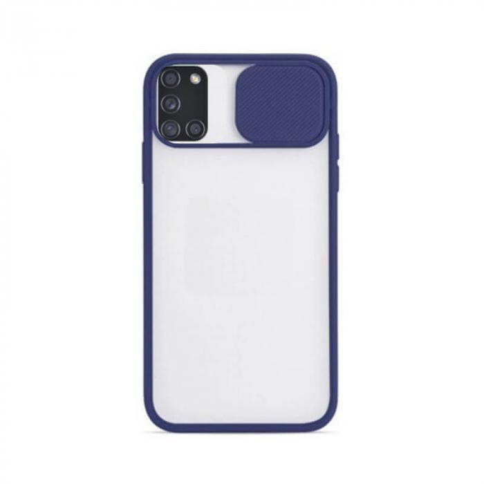 Husa Samsung Galaxy A21S Albastru Antisoc Kia [0]