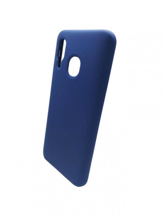 Husa Samsung Galaxy A40 2019 Bleumarin Silicon Slim protectie Premium Carcasa [1]