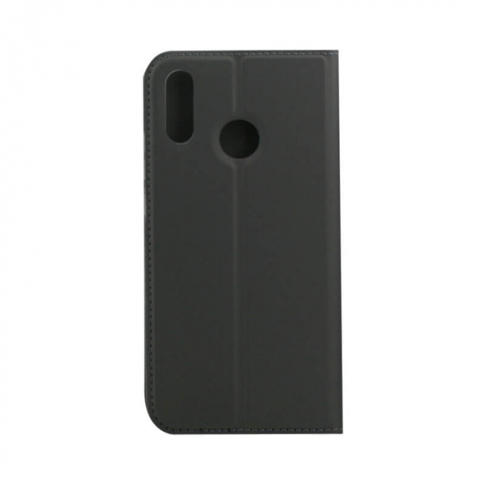Husa Flip Samsung Galaxy A40 Tip Carte Negru Focus 2