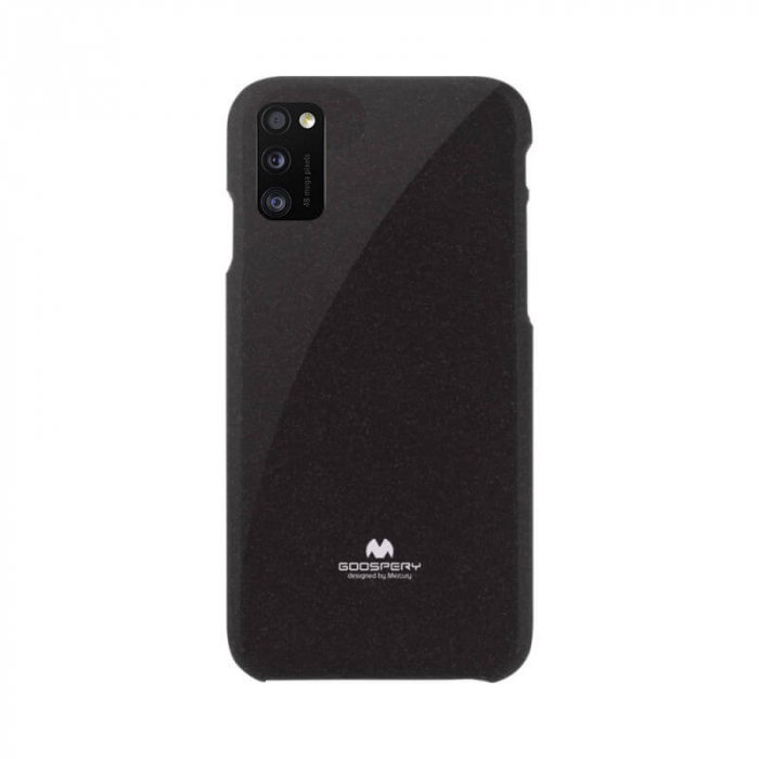 Husa Samsung Galaxy A41 Negru Mercury Jelly 0