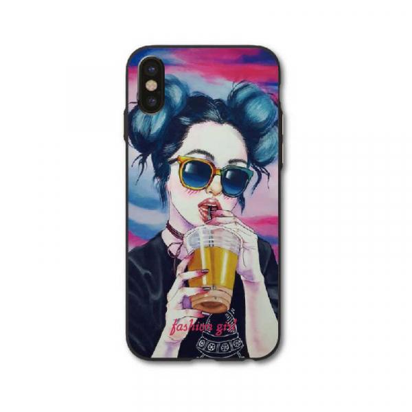 Husa Samsung Galaxy A50 2019 Personalizata Cool Girl 0