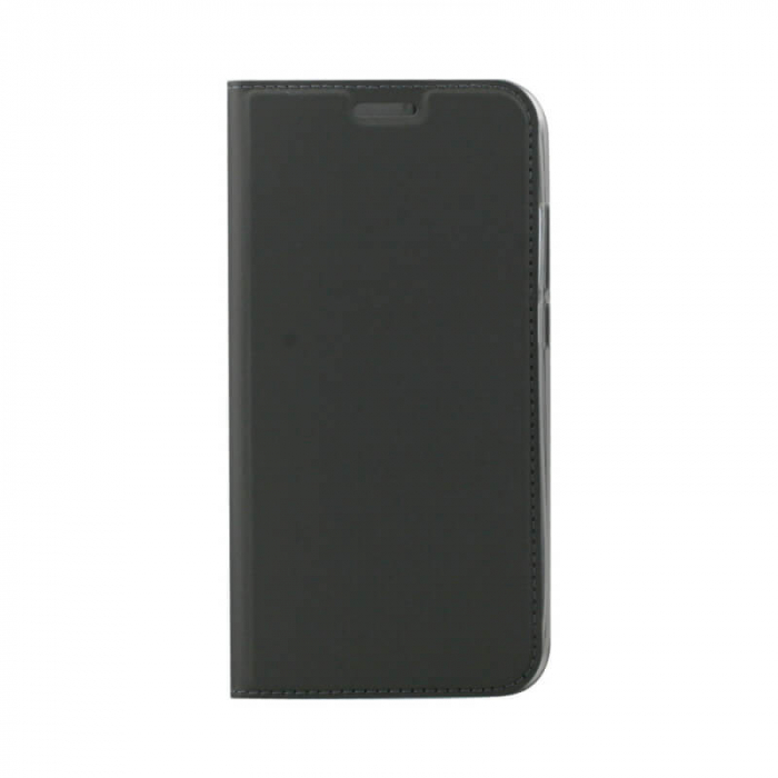 Husa Flip Samsung Galaxy A50 Tip Carte Negru Focus [0]