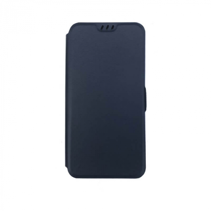 Husa Samsung Galaxy A51 Albastru Flip Cover Atlas Smart [0]