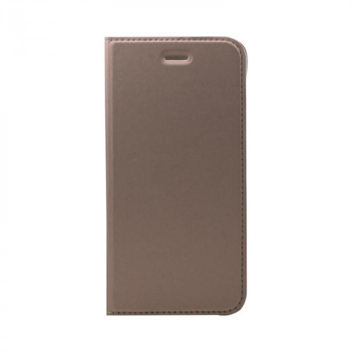 Husa Flip Samsung Galaxy A51 Tip Carte Roz Focus [0]