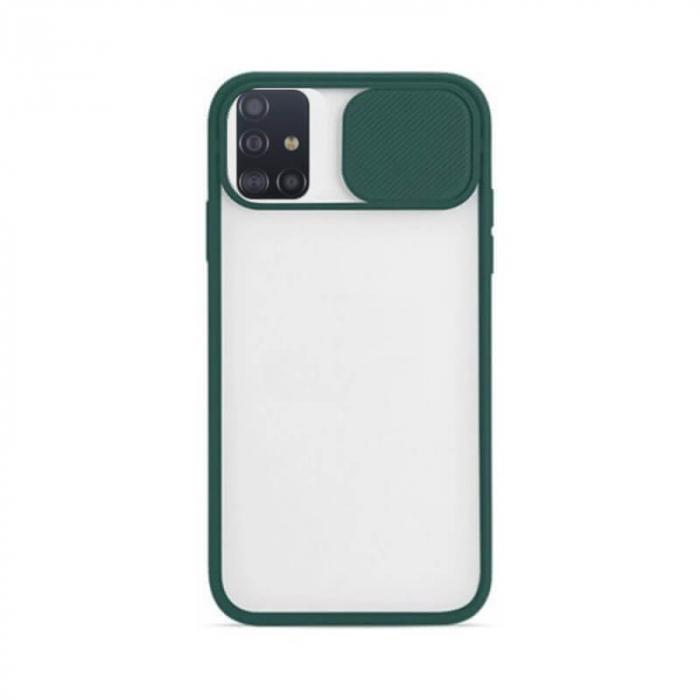 Husa Samsung Galaxy A51 Verde Antisoc Kia [0]