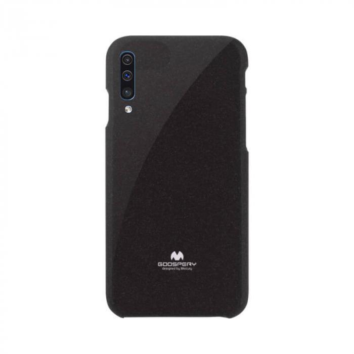 Husa Samsung Galaxy A7 2018 Negru Mercury Jelly 0