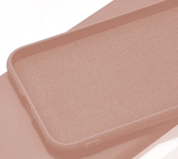 Husa Samsung Galaxy A70 Roz Silicon Slim protectie Premium Carcasa 1