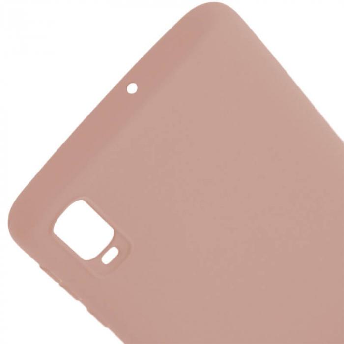 Husa Samsung Galaxy A70 Roz Silicon Slim protectie Premium Carcasa 2