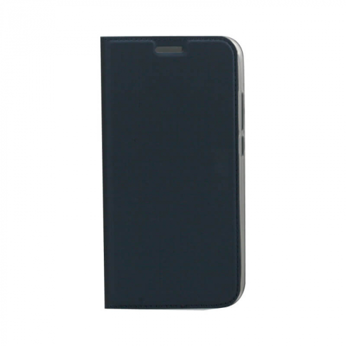 Husa Flip Samsung Galaxy A71 Tip Carte Albastru Focus 0