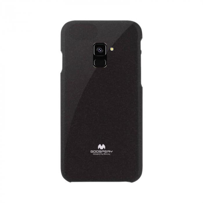 Husa Samsung Galaxy A8 2018 Negru Mercury Jelly 0