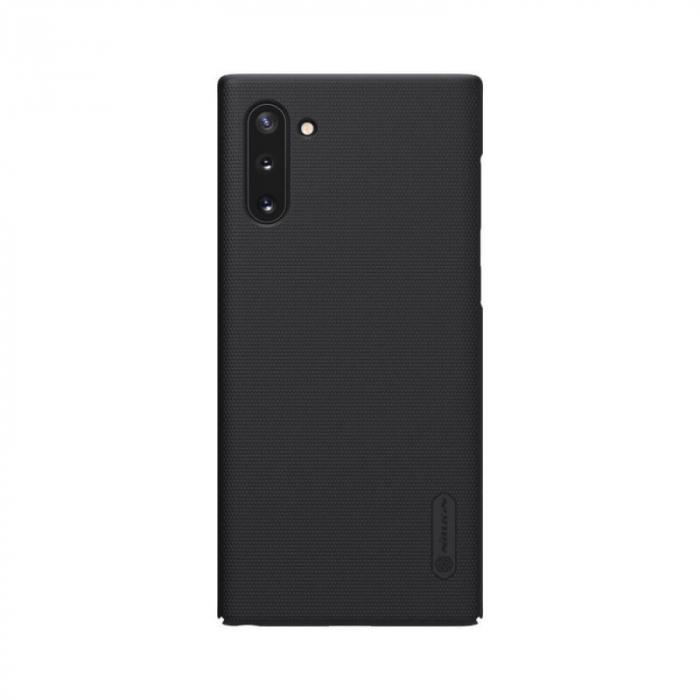 Husa Samsung Galaxy Note 10 Negru Nillkin Frosted 0