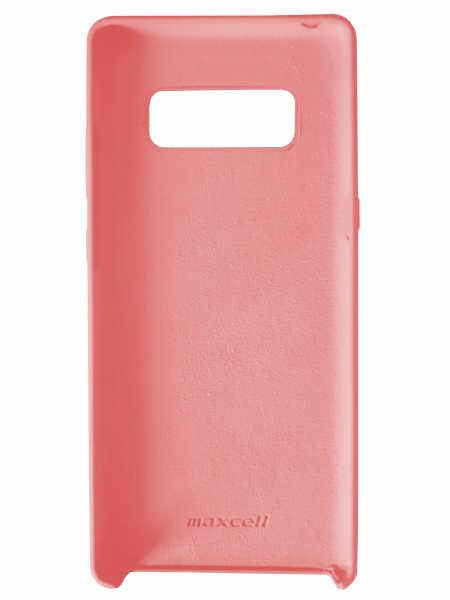 Husa Samsung Galaxy Note 8 Carcasa Spate Maxcell Thin Soft TPU Premium Roz 0