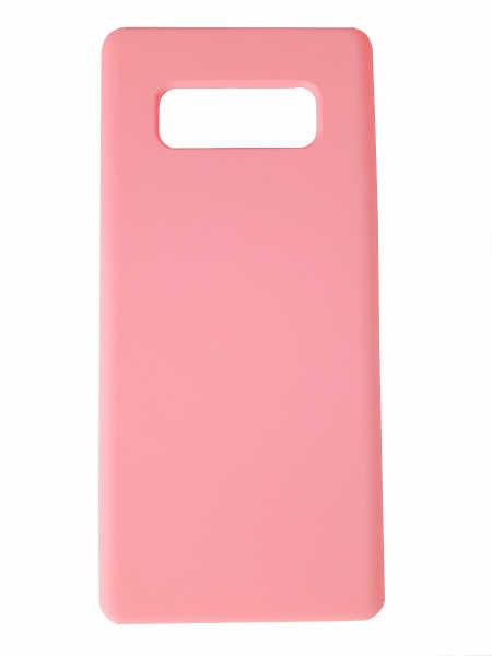 Husa Samsung Galaxy Note 8 Carcasa Spate Maxcell Thin Soft TPU Premium Roz 1