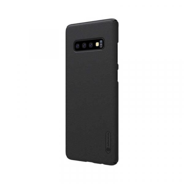 Husa Samsung Galaxy S10 2019 Negru Nillkin Frosted 2