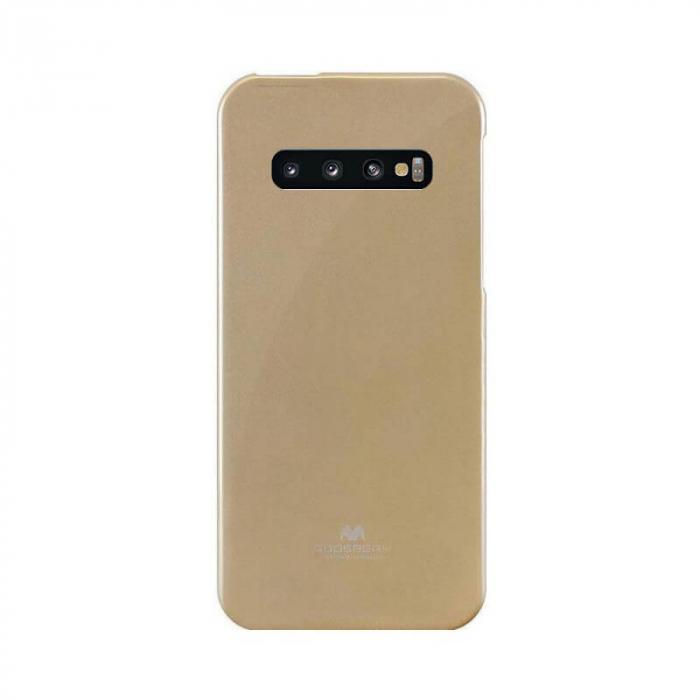 Husa Samsung Galaxy S10 Auriu Mercury Jelly 0