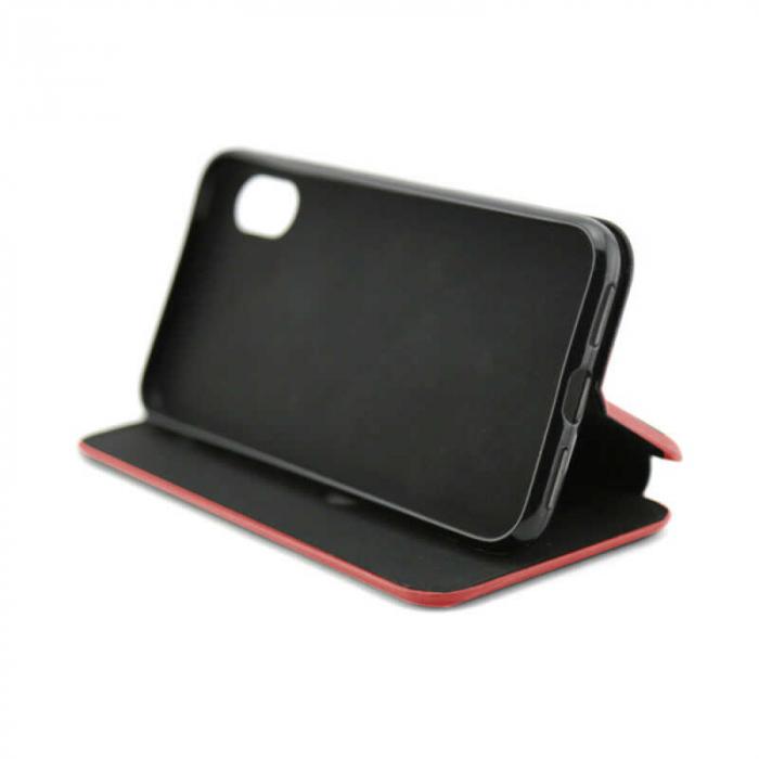 Husa Samsung Galaxy S20 2020 Rosie Tip Carte/Toc Flip Cover din Piele Ecologica Portofel cu Inchidere Magnetica 1