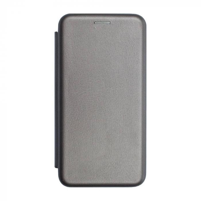 Husa Samsung Galaxy S20 FE Gri Tip Carte Flip Cover din Piele Ecologica Portofel cu Inchidere Magnetica 0