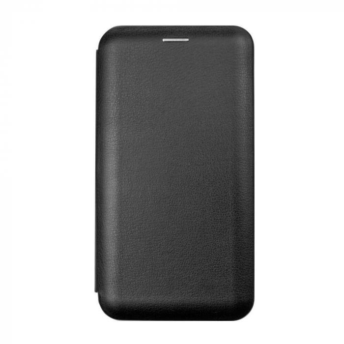 Husa Samsung Galaxy S20 FE Negru Tip Carte Flip Cover din Piele Ecologica Portofel cu Inchidere Magnetica 0