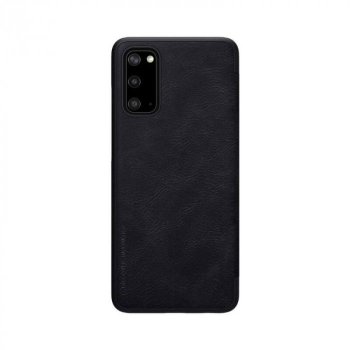 Husa Samsung Galaxy S20 Negru Nillkin Qin 2