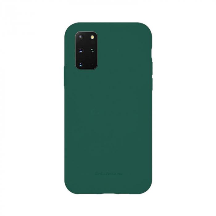 Husa Samsung Galaxy S20 Plus Silicon Verde Molan Cano [0]