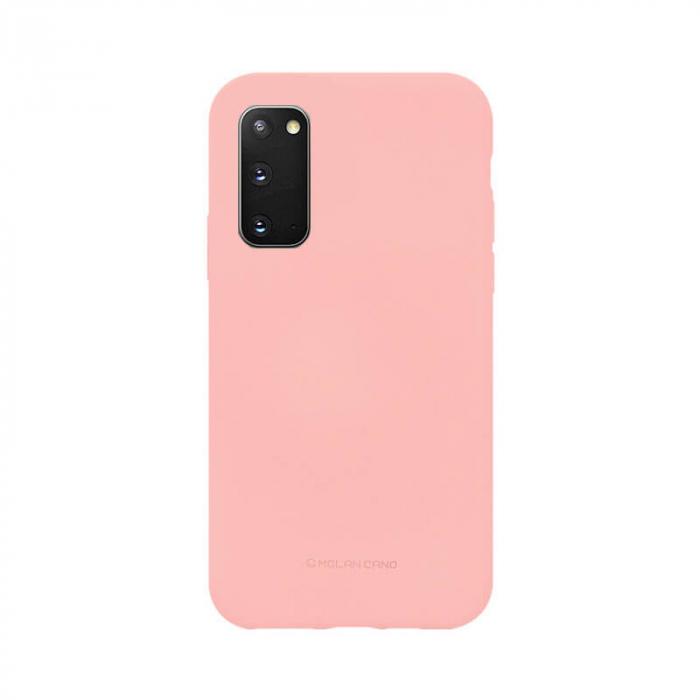 Husa Samsung Galaxy S20 Roz  Molan Cano 0